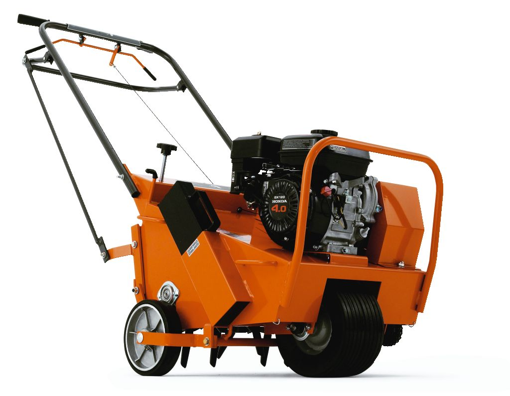 Image Gallery Lawn Aerator Hire