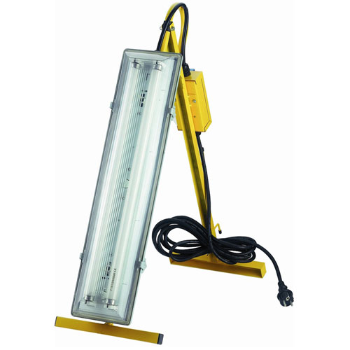 Plasterers Light & Stand For Hire