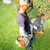 Domestic Petrol Grass Trimmers & Brushcutters