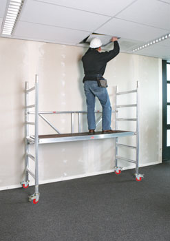 Folding Indoor Scaffold For Hire